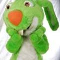 Charlie, the Big Green Rabbit