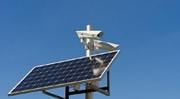 Solar Power Kit For Security Camera
