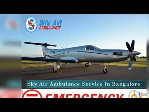 Choose Excellent Air Ambulance in Bhubaneswar with the Best Cure