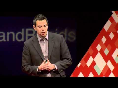 The coming transhuman era: Jason Sosa at TEDxGrandRapids