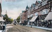 Hornsey High Street, c 1900