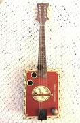 Great little 13 7/8th scale 8 string mando