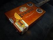 Tempus Cigar Box Guitar