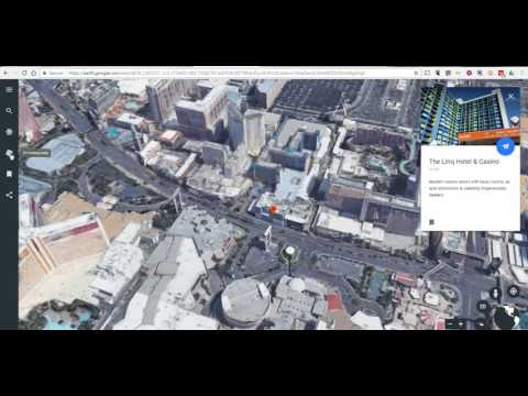 A Tour of the New Google Earth