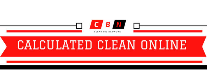 Calculated Clean Online Logo