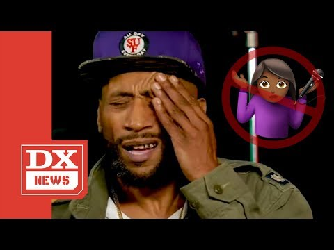 """Lord Jamar Claims Female Rappers Are Not """"Real Hip Hop"""" During Interview With Bosschick Raine"""