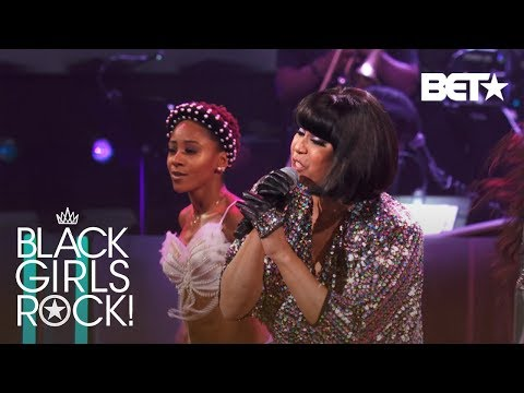 Robin S., Crystal Waters & CeCe Peniston Perform Their Classics At Black Girls Rock 2019!
