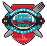 5th Annual Cheribundi Boca Raton Bowl Great Chefs Tailgate Showcase