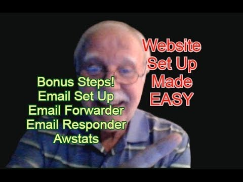 How To Set Up A Website And MORE