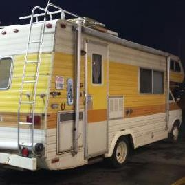 Tioga Sportsman's Page - Good Old RVs