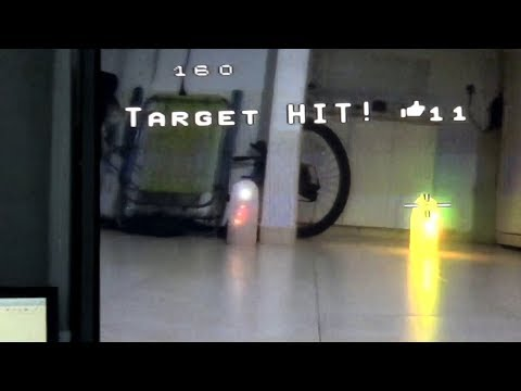 LaserTag RC FPV car real laser OSD+HD,  Лазертаг Танчики