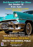 3rd Annual BCIT Car Show