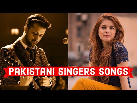 Top 10 Most Viewed Pakistani Singers Songs on Youtube of All Time
