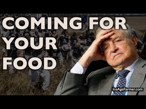 "IceAgeFarmer""Meat To Be Outlawed by Soros' Weaponized Vegan Army: Animal Rebellion + Bill Gates' Geoengineering"""