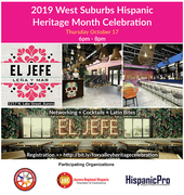 2019 West Suburbs Hispanic Heritage Month Celebration
