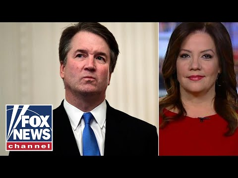 Hemingway accuses NYT of hiding facts, using 'gossip' to smear Kavanaugh