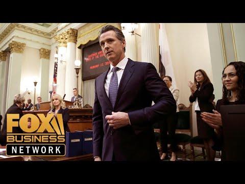 California Gov. Newsom asks Trump to help with homelessness crisis