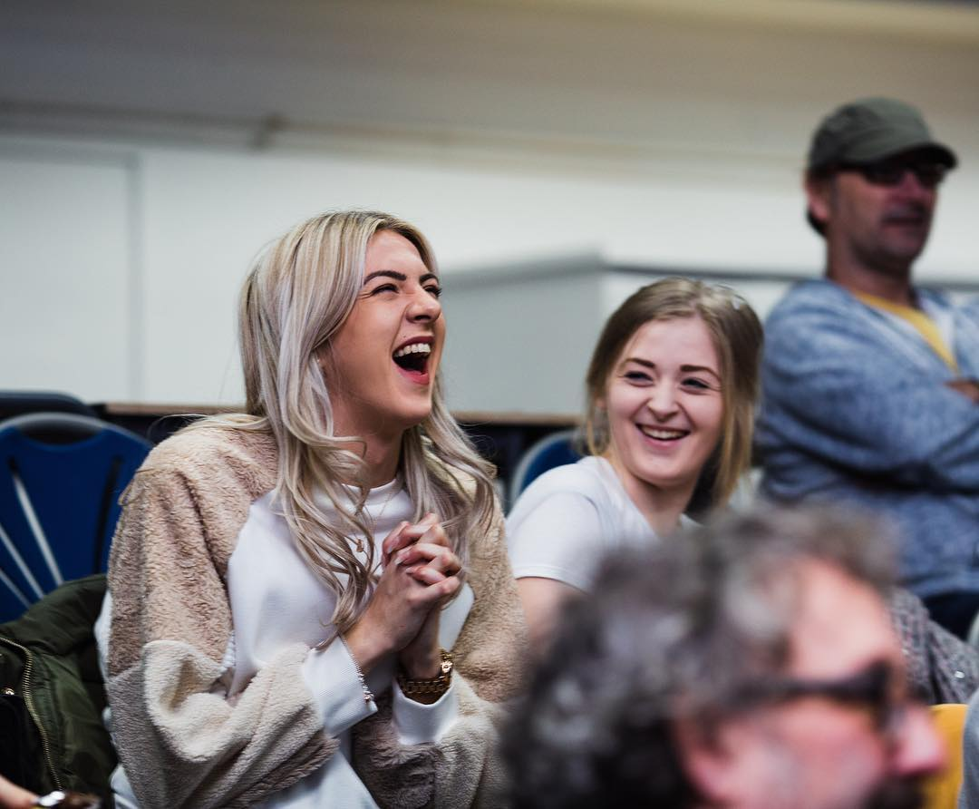 Top Marks for Performance for Stage and Screen and Sheffield Hallam University