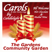 Carols by Candlelight & Other Festive Songs at the Gardens Community Gardens (GRA)