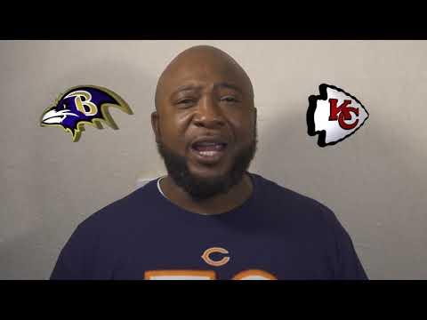 The Weekly Dog with Maco Scott-BIG DOG WEEK 3 (NFL 2019)