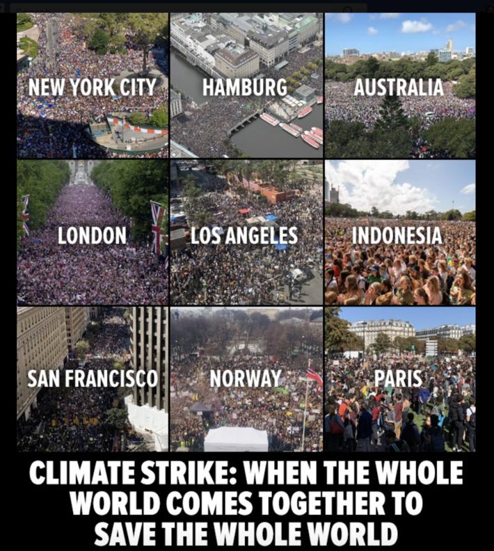 Climate Strike 9/20/19