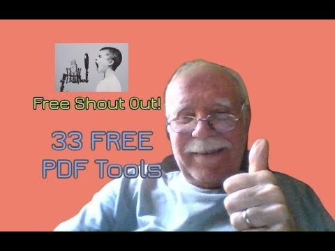 Sejda Free PDF Tools~My Pick Of The Week & Free Shout Out