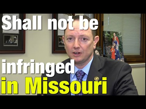 EXCLUSIVE: Missouri Senator pushes back on federal firearms infringements