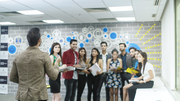 Collaboration and Ideation room in Noida