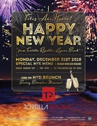 New Year's Eve With Tortilla Republic