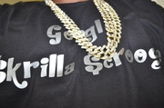 grey google skrilla scrooge shirt