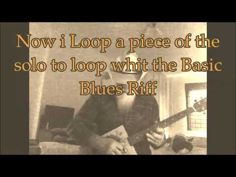 Blues for one        (Tutorial)        A. D. Eker       2019
