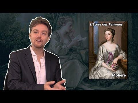 Molière, L'École des Femmes - Résumé analyse détaillé par scène (Acte I)