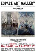 Affiche  Joëlle JABBOUR