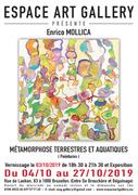 Affiche Enrico MOLLICA