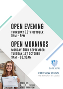 Park View Open Evening