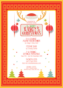 A Very Tangy's Christmas : 3 Course Dinner w Tangy's Tasty Stuff