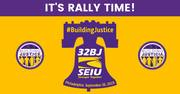 Building Justice Rally