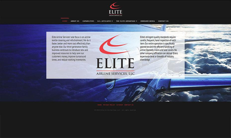 Elite Airline Services - Industrial Textile Laundry