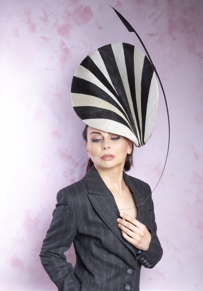 Lanza by Donna Hartley Millinery