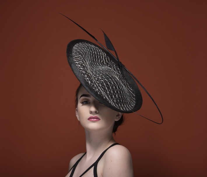 Kizzie by Donna Hartley Millinery