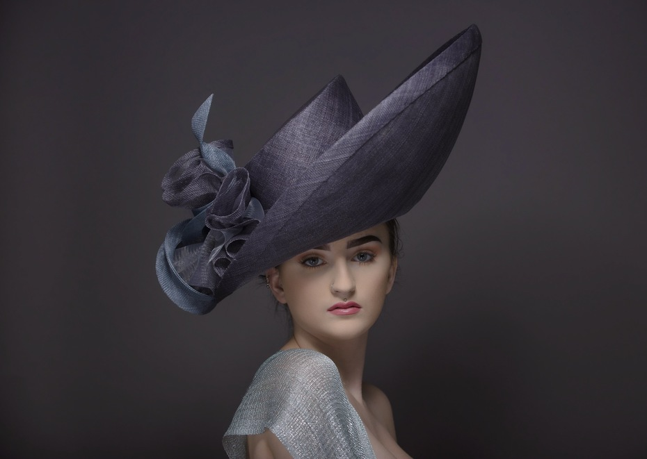 Persephone by Donna Hartley Millinery