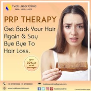 All that you need to know about the PRP Therapy for Hair Loss