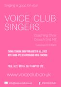 VC singers pink feb