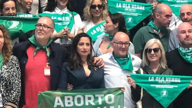 DOS NOVEDADES EN EL SECTOR PRO ABORTO LEGAL