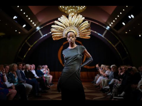 Transatlantic Fashion Week 2019: Stephen Jones OBE Show