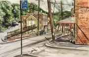View of Main Street, Ellicott City, MD