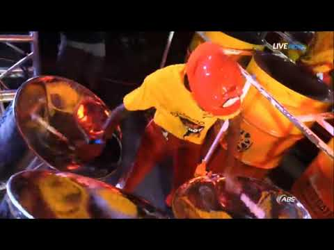 Hells Gate Steel Orchestra - Antigua National Panorama 2019
