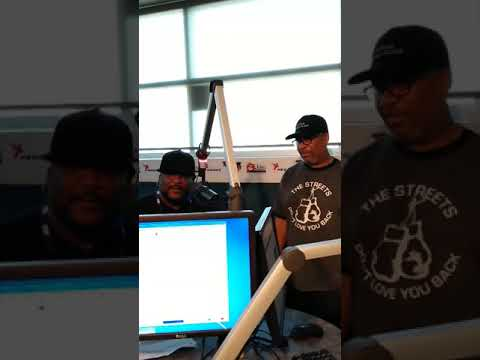 Michael Butler and Rob Boyd on 88.7fm