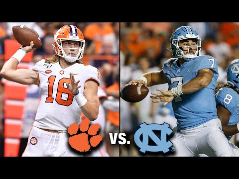 Clemson vs North Carolina: 2019 Game Preview