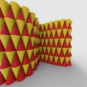 Conical Pattern